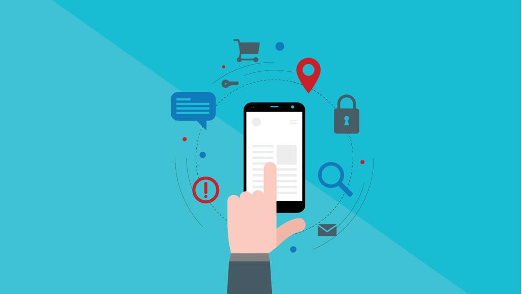 6 consejos para diseñar una aplicación móvil